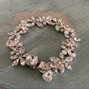 Givenchy Crystal  Bracelet BEAUTIFUL!!